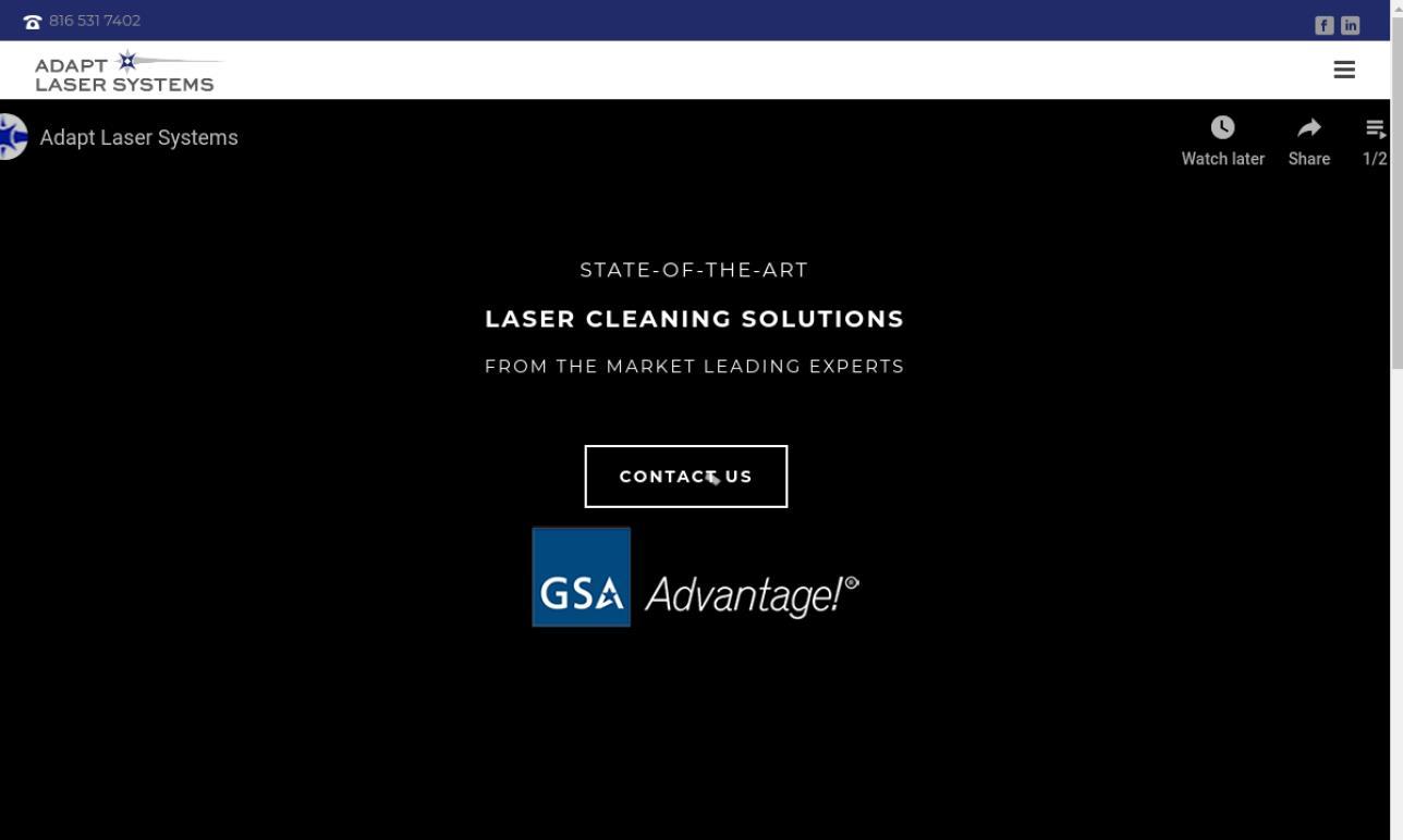 Adapt Laser Systems LLC