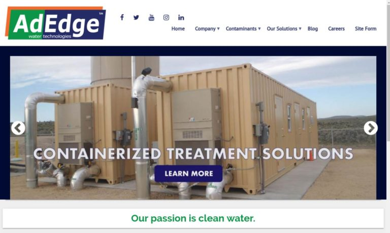 AdEdge Water Technologies, LLC