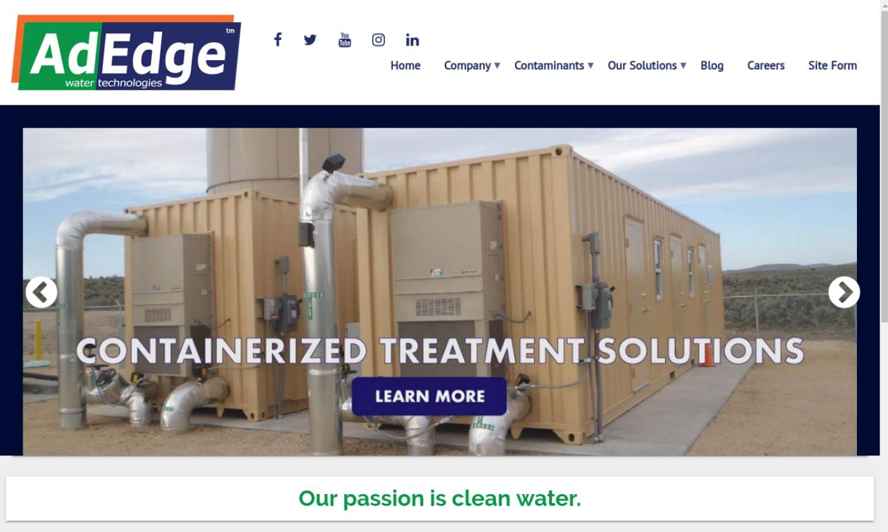 AdEdge Water Technologies, LLC