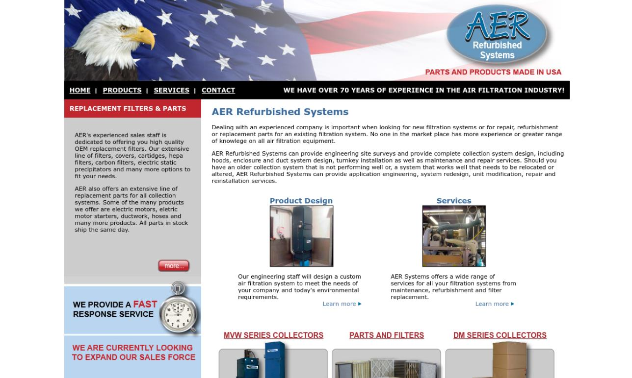 AER Refurbished Systems