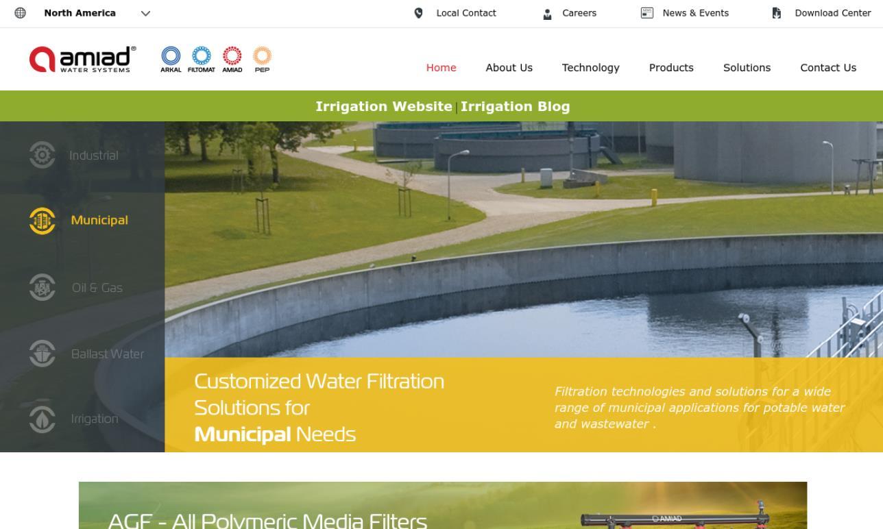 Amiad Filtration Systems Ltd.