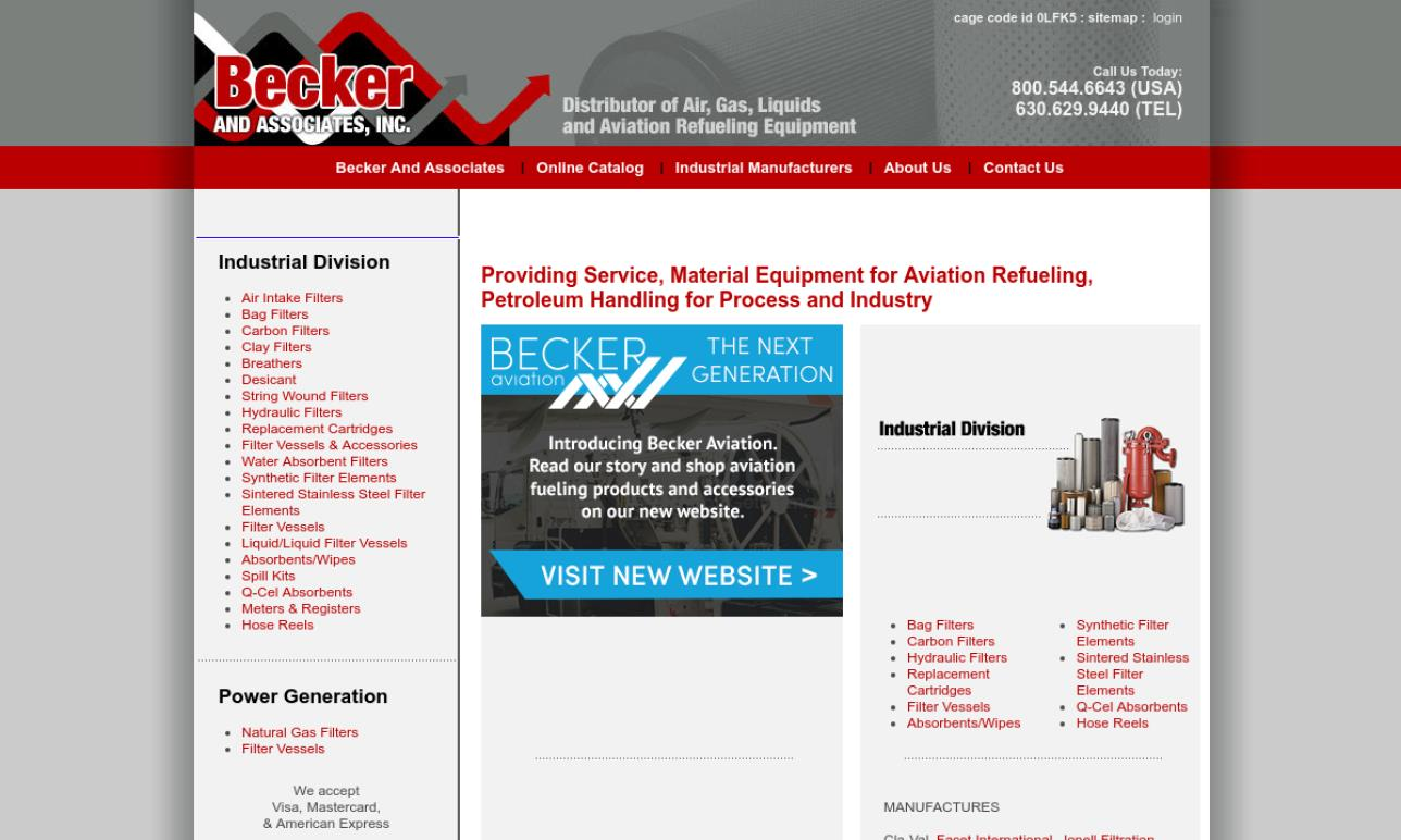 Becker & Associates, Inc.