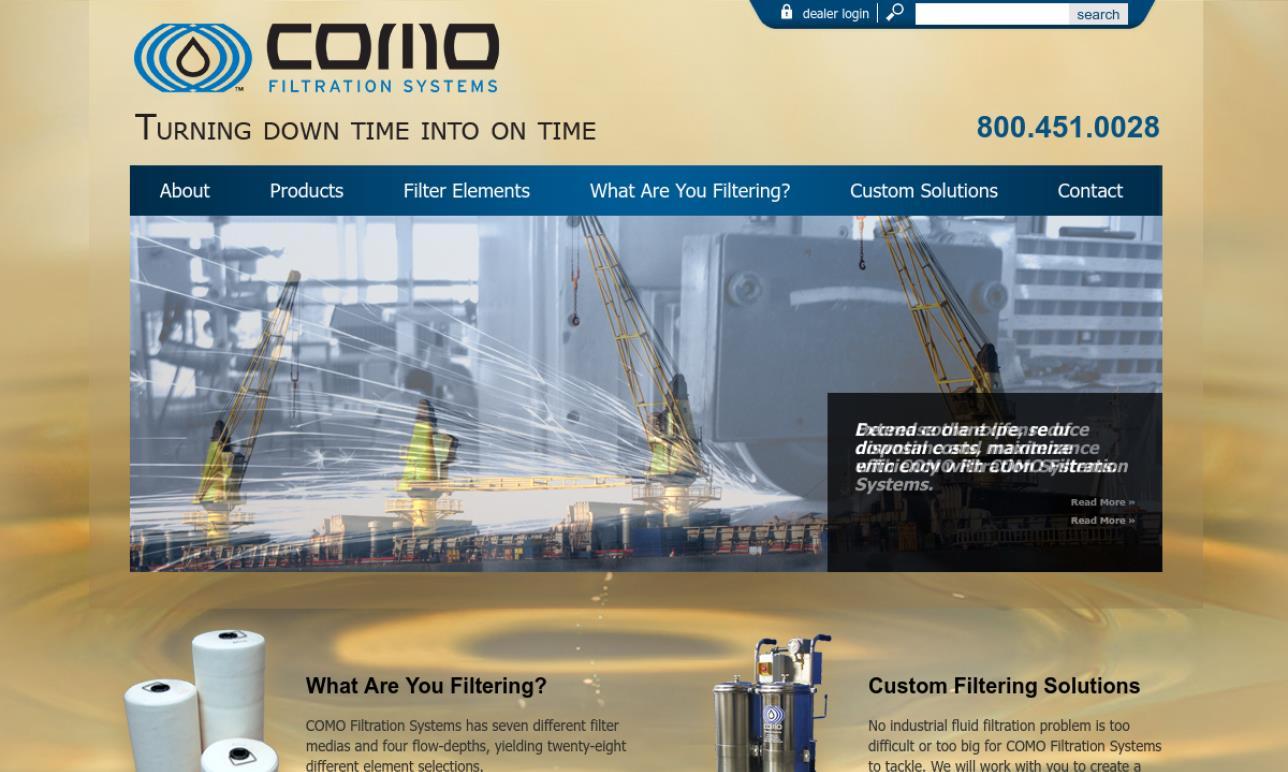 COMO Filtration Systems
