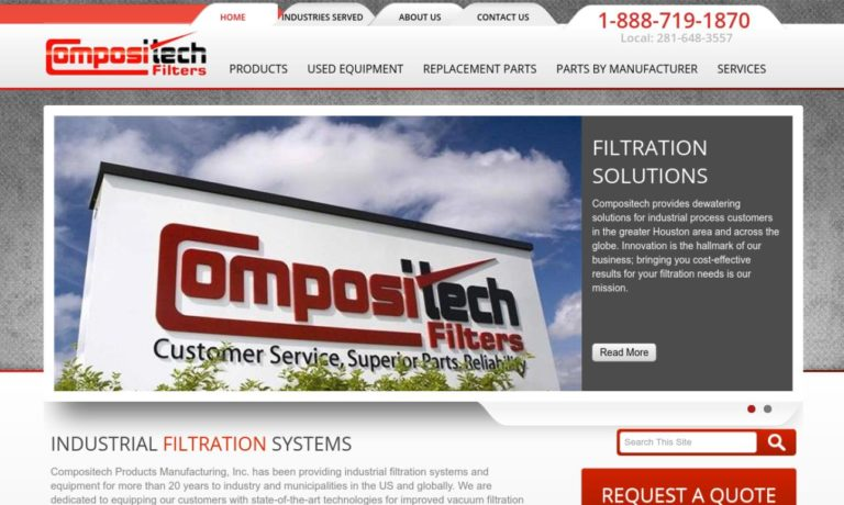 Compositech, Inc.