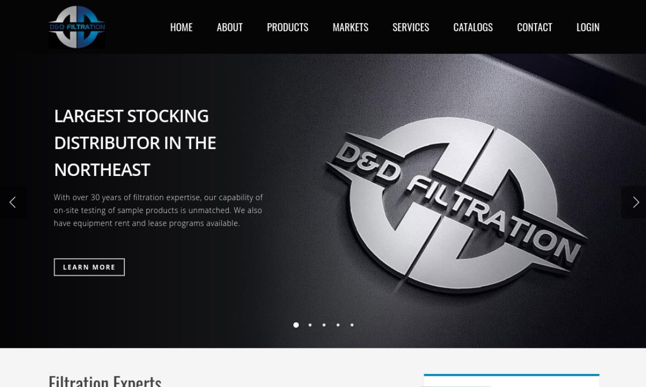 D&D Filtration