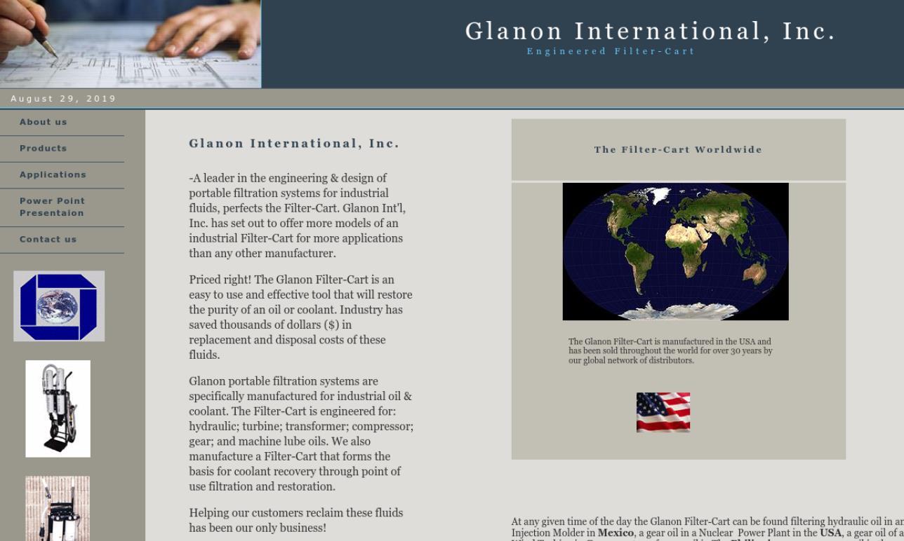 Glanon International, Inc.