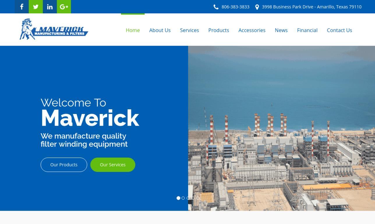 Maverick Manufacturing