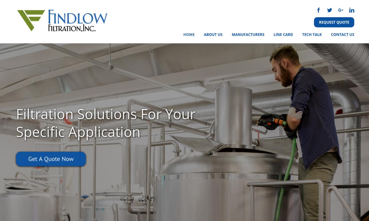 Findlow Filtration, Inc.
