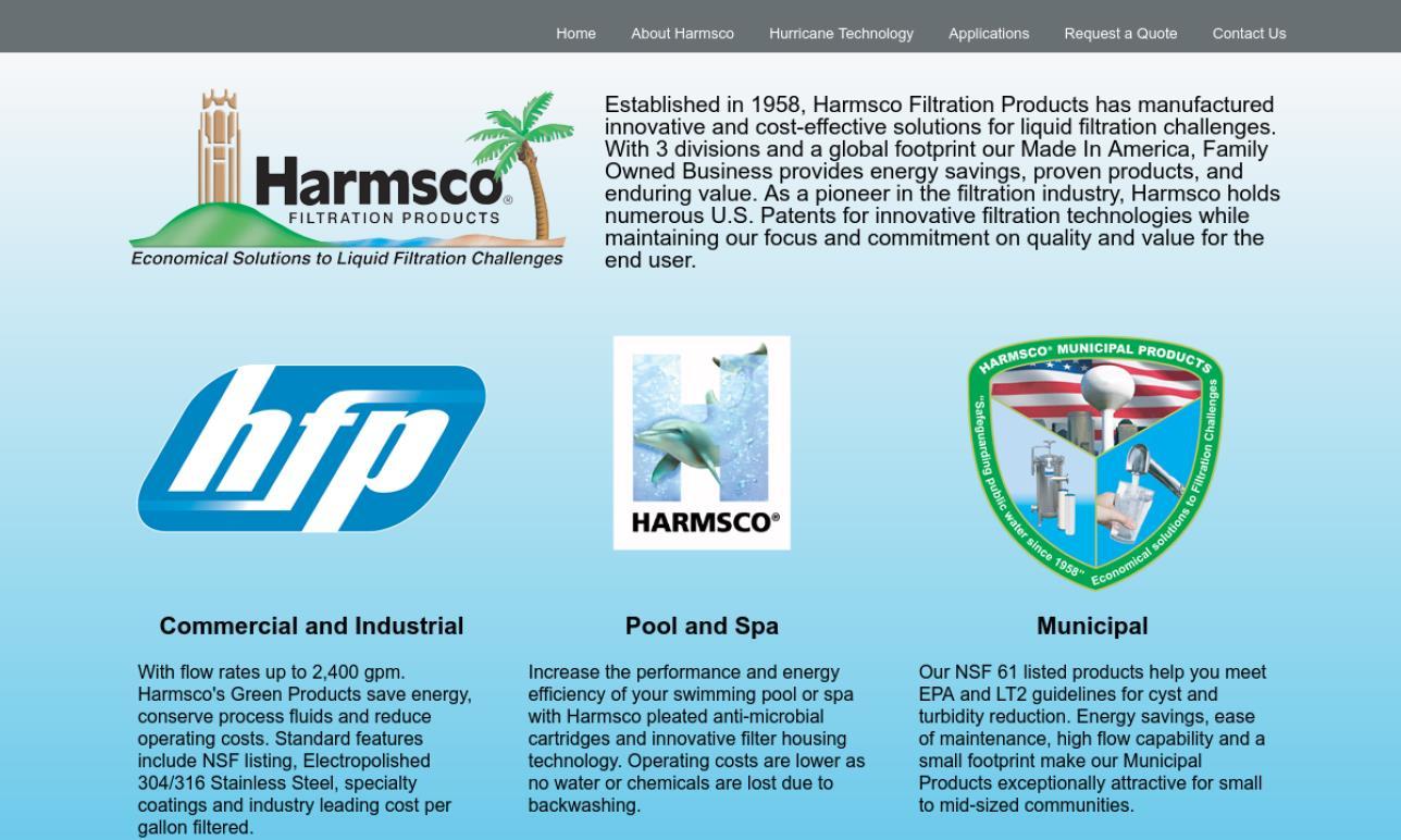 Harmsco, Inc.