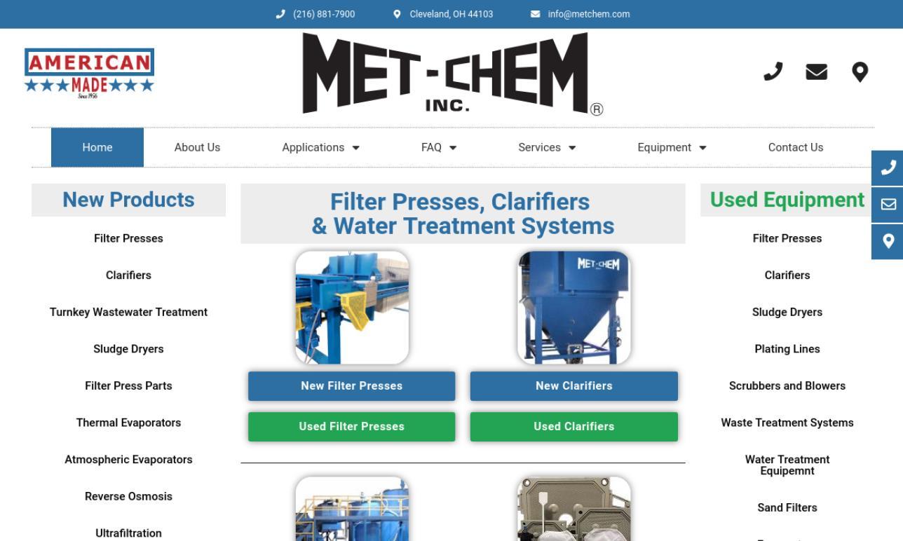 Met-Chem Inc.