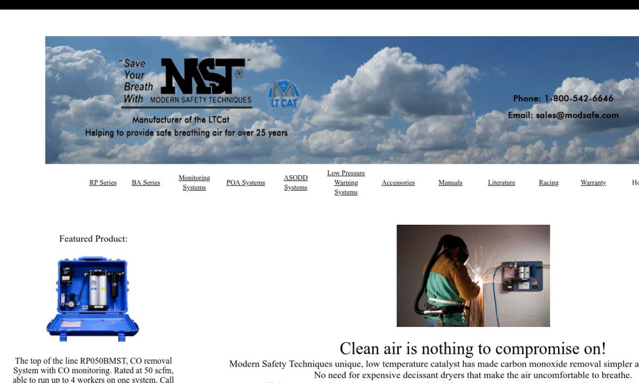 MST®, Inc.