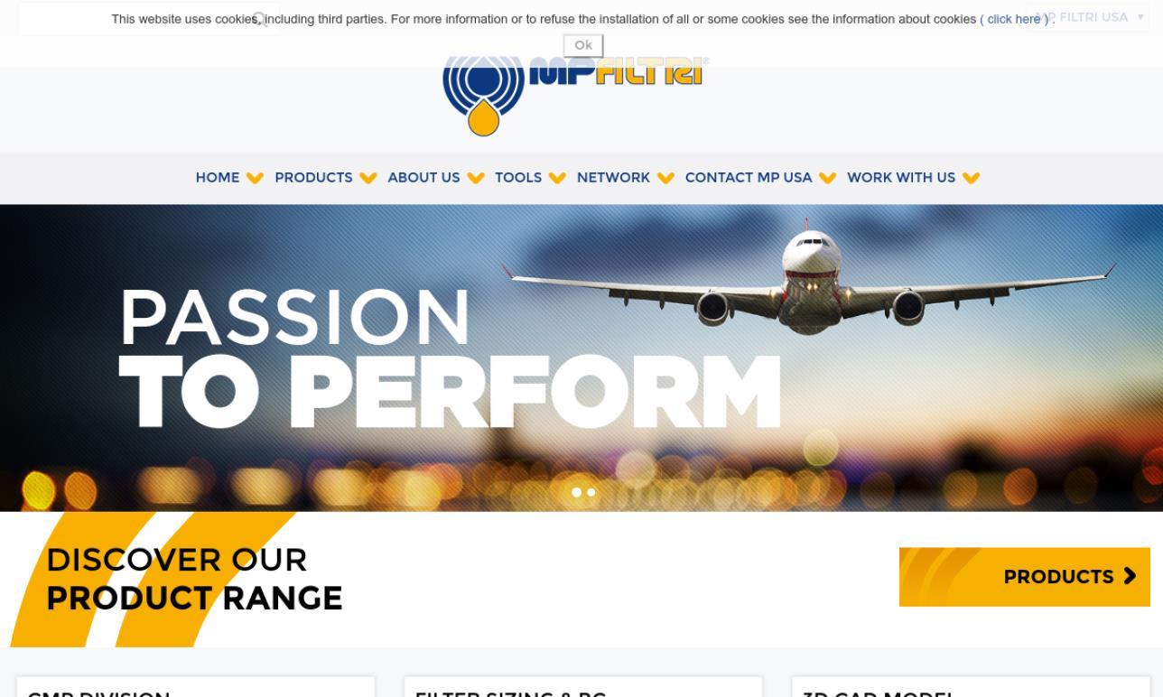 MP Filtri USA, Inc.