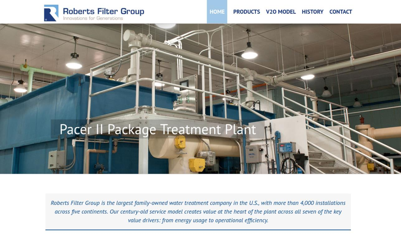 Roberts Filter Group