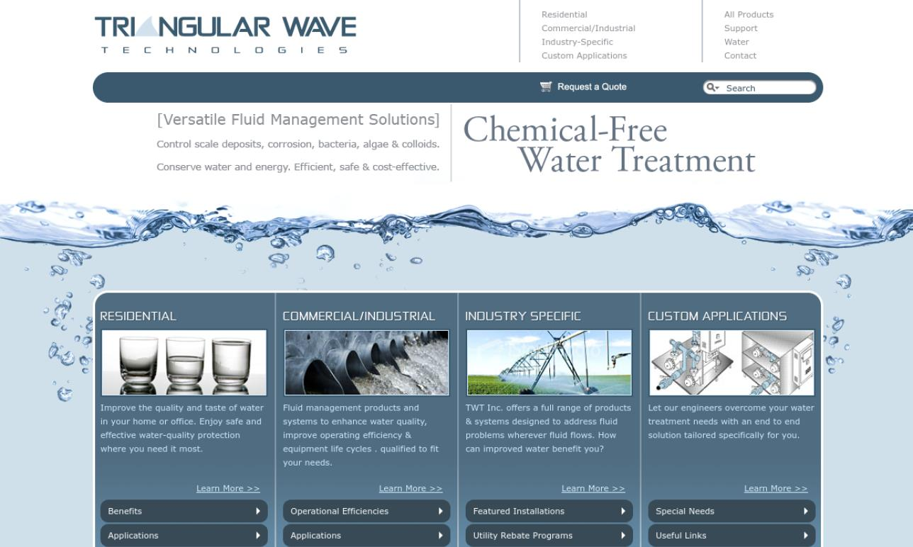 Triangular Wave Technologies, Inc.