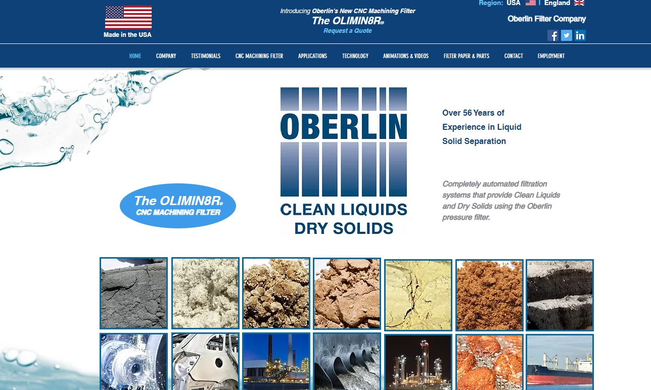 Oberlin Filter Company